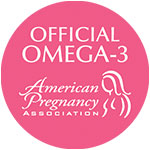 Nordic Naturals is the Official Omega-3 of the American Pregnancy Association